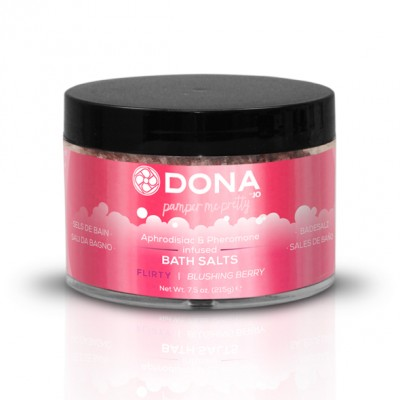 DONA Bath Salts Flirty Blushing Berry