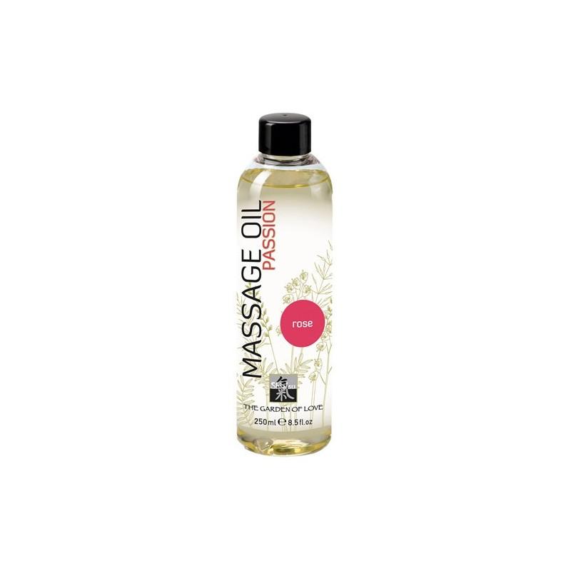 Shiatsu Massage Oil Passion - Rose