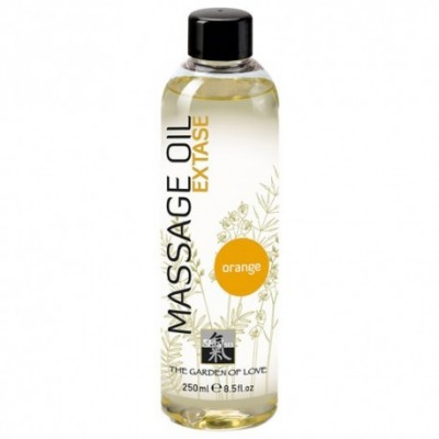 Shiatsu Massage Oil Extase Orange