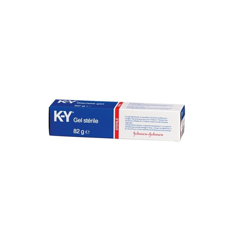 KY Cream 82g Lubricant