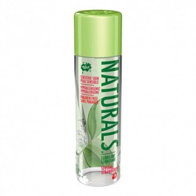 WET Naturals - Sensual Strawberry Lubricant