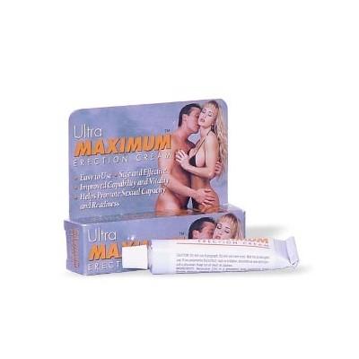 Ultra Maximum Erection Cream