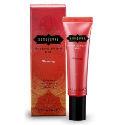 Kama Sutra Intensifying Gel: Warming And Arousing