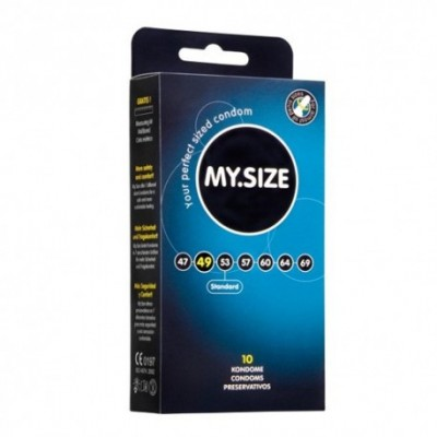 My.Size 49mm Condom 10 Pack