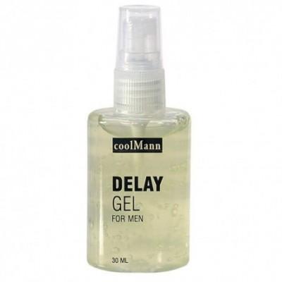 CoolMann Delay Gel For Men