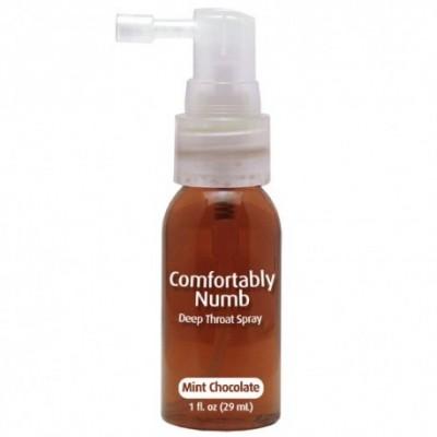 Comfortably Numb Deep Throat Spray Mint Chocolate