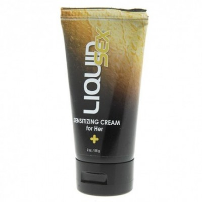 Liquid Sex Sensitizing Cream For Her 2oz