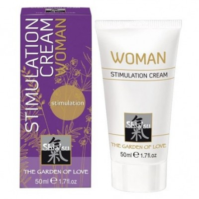 Shiatsu Geisha's Dream Stimulation Cream