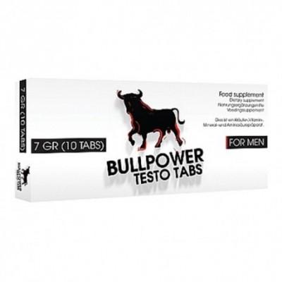 Bull Power Testo Tabs Erection Enhancer